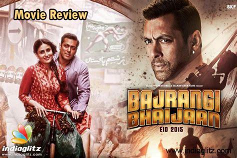 film india bajrangi bajrangi bhaijaan review bajrangi bhaijaan bollywood
