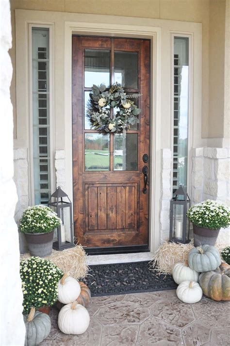 100 harvest decorations for the home fall