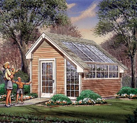 Greenhouse House Plans by Home Ideas 187 Plans Greenhouse