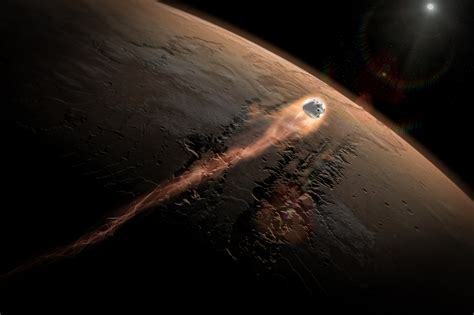 Mars Space spacex mission to mars dragon could launch by 2022