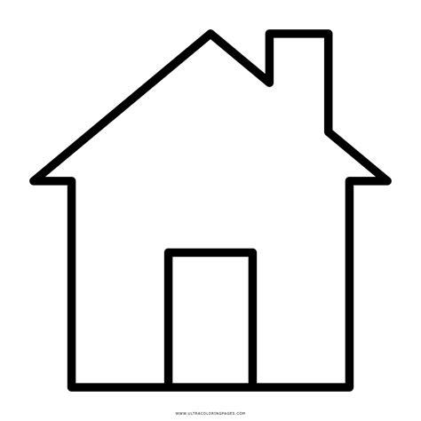 casa da colorare casa disegni da colorare ultra coloring pages