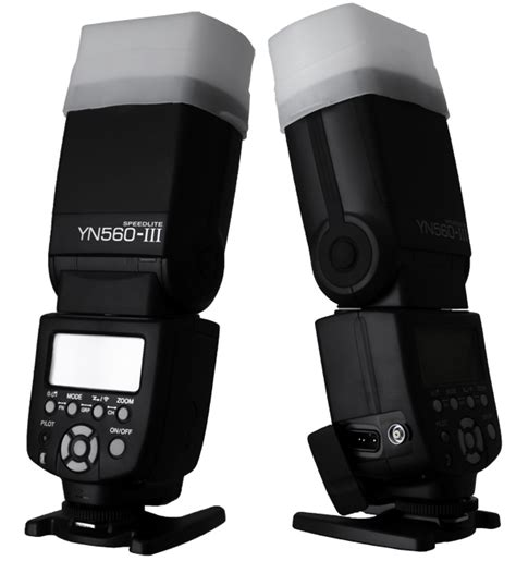 tutorial flash yongnuo 560 iii yongnuo speedlite yn560 iii radio enabled flashgun review