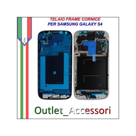cornice samsung s4 scocca housing telaio frame cornice per samsung galaxy s4