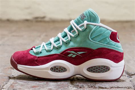question sneakers sneakersnstuff x reebok question mid a shoe about nothing
