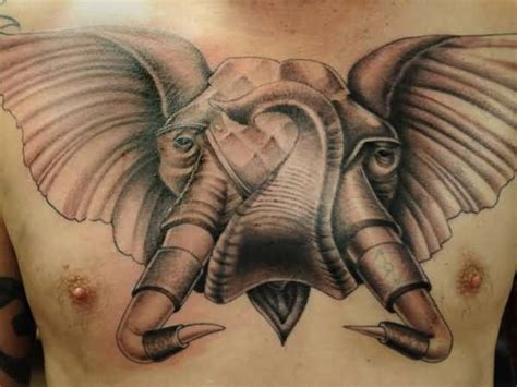 african elephant tattoo elephant ideas and elephant