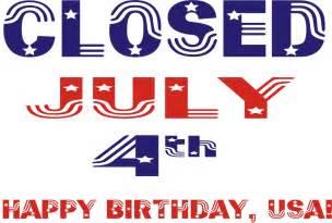 Closed july 4th post gt 04 jul 2009 10 44 210k