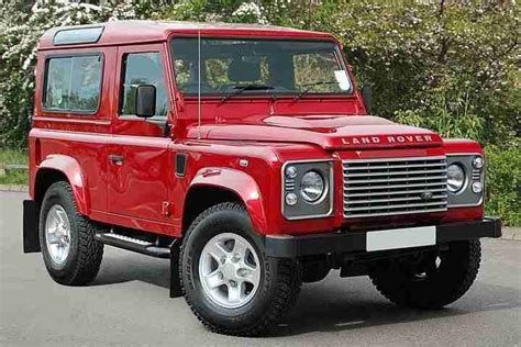 electronic stability control 1993 land rover defender auto manual 2013 land rover defender 90 xs td diesel red manual car for sale
