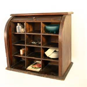 Best Desk Organizer Antique Roll Top Desk Organizer By Conceptfurnishings On Etsy