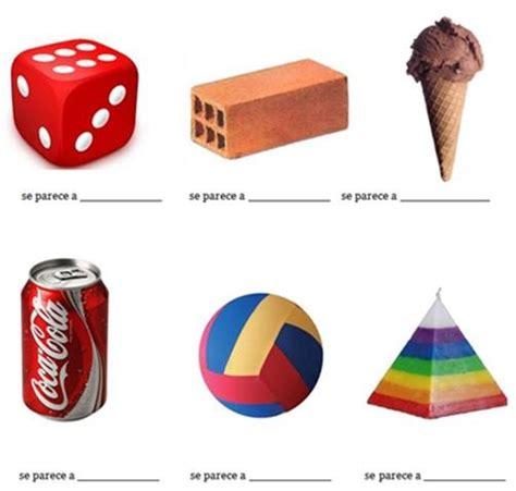 figuras geometricas que tengan volumen plan de clases las figuras geometricas