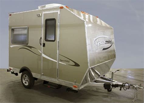 small lightweight travel trailers with bathroom towmini 1350 lbs dry wt small travel trailers
