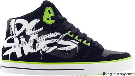 Ken Block Energy Dc sound of future dc shoes