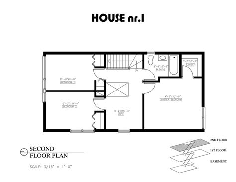 Floor Plan For 2 Bedroom House by Greenline Homes House 2