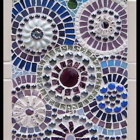 Mosaic Pattern Circles | 17 best images about mosaic circles on pinterest red