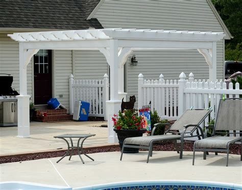 Backyard Creations Deluxe Arched Pergola Backyard Creations Deluxe Arched Pergola Reviews 28