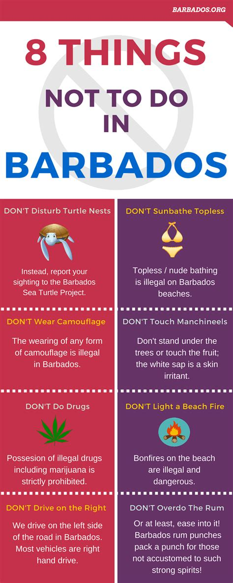 8 Things Its Ok To Consume In Moderation by Barbados Safety Tips Staying Safe In Paradise
