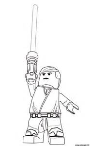 Coloriage Star Wars Lego Lucas Dessin
