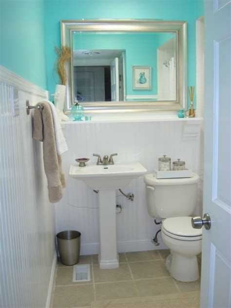turquoise bathroom turquoise bathroom powder room pinterest