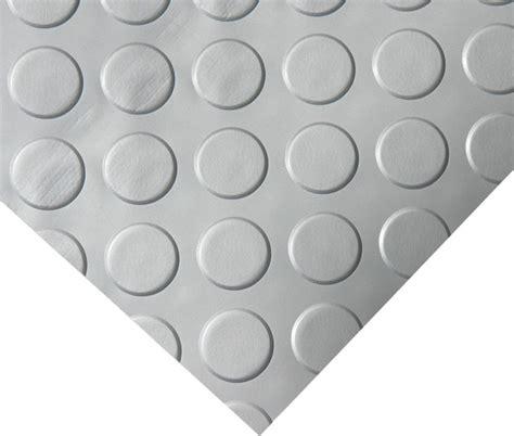 Coin Rubber Flooring by Rubber Cal Coin Grip Metallic Pvc Floor 2 5mm 4 Beige
