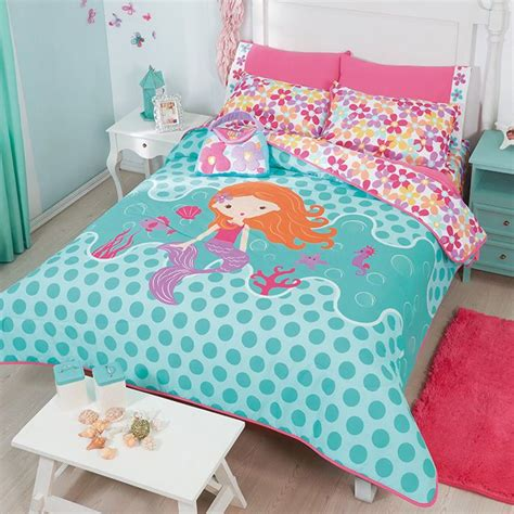 mermaid comforter set 69 best images about and bedding on