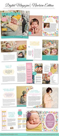 Preschool Advertising Ideas Daycare Advertisements Flyers For Small Business Marketing Photoshop Magazine Template