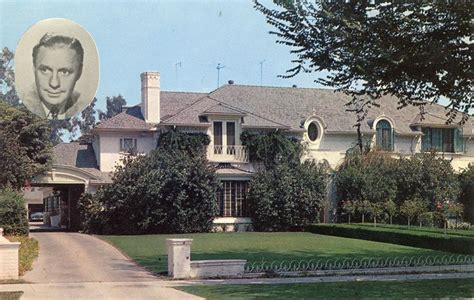 Taylor Homes Floor Plans by Jack Benny S Home Beverly Hills California And A 1945