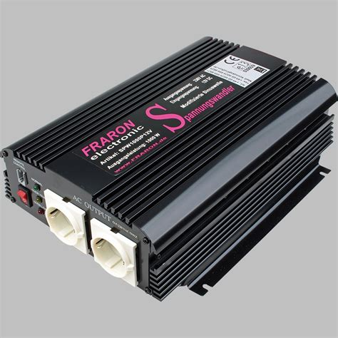Inverter Sine Wave 1000 Watt 12 V Sinus Murni Suoer Original power inverter modified sine wave 1000 watt 12v power