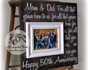 Handmade 50th Anniversary Gifts - handmade 50th anniversary gifts etsy