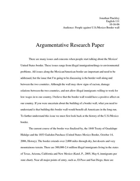 argumentative research paper exle argumentative research essay gaga gov cuomo pen