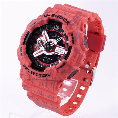 Jam Ori Bm G Shock Ga110dc Dan Baby G Ba110dc harga sarap jam tangan g shock ga110sl 4a ori bm slash