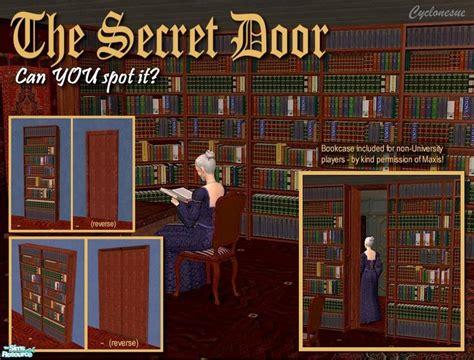 Door Bookcase Cyclonesue S Secret Bookcase Doors