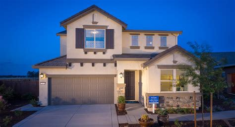 the cascade collection at parkside new home community