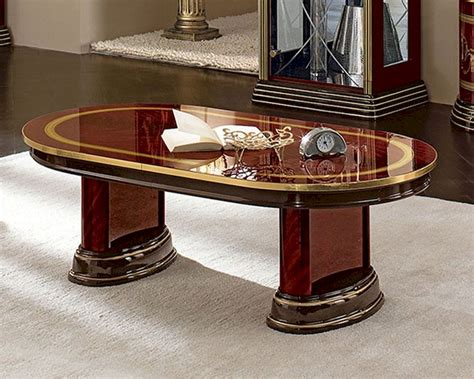 Classic Style Coffee Table Made In Italy 33d497 Ct Classic Coffee Table Designs