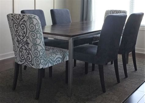 Gray Dining Room Chair Slipcovers Diy Dyed Slipcovers Teal And Lime By Jackie Hernandez