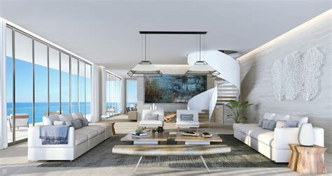 living room ft lauderdale at 9 million fort lauderdale condo is priciest sale in