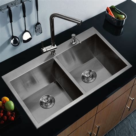 7 kitchen sink kitchen wonderful lowes stainless steel undermount