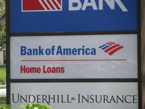 bank of america home loans flickr photo