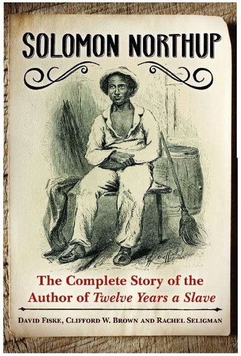 12 years a books solomon northup the story