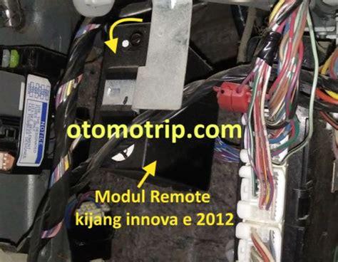Modul Alarm Mobil Avanza alarm mobil bunyi terus dan bunyi sendiri