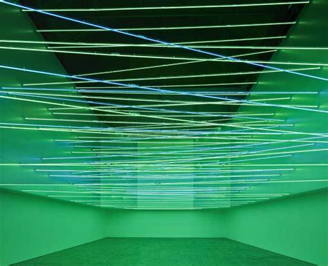 neon soffitto 02 lucio fontana fonti di energia soffitto al neon per