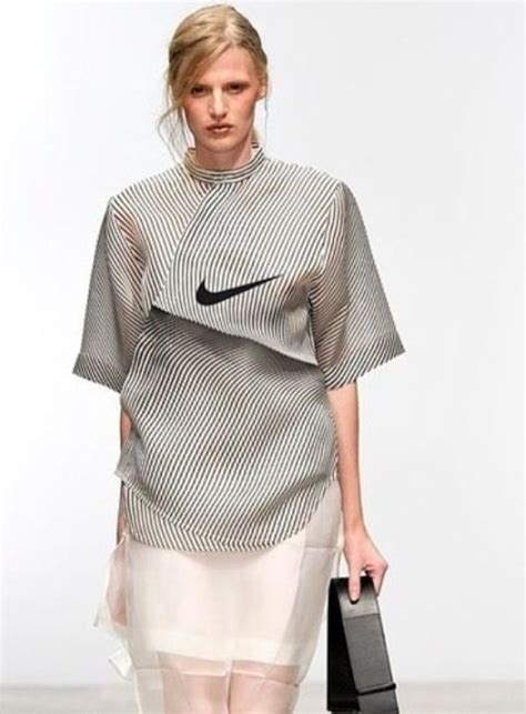 Fasihion Sport sports luxe trend of nike sportsfashion activewear