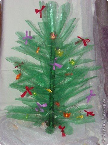 tree plastic how to make tree from plastic bottle simple