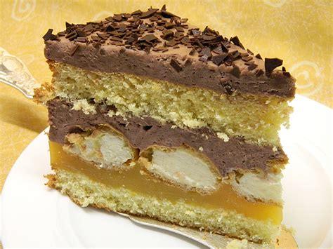 kreative kuchen rezepte orangen schokoladen torte brisane chefkoch de