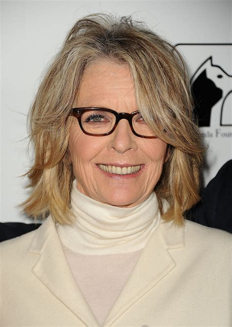 haircut for women in their 60s diane keaton who needs a husband 18 celebrity moms