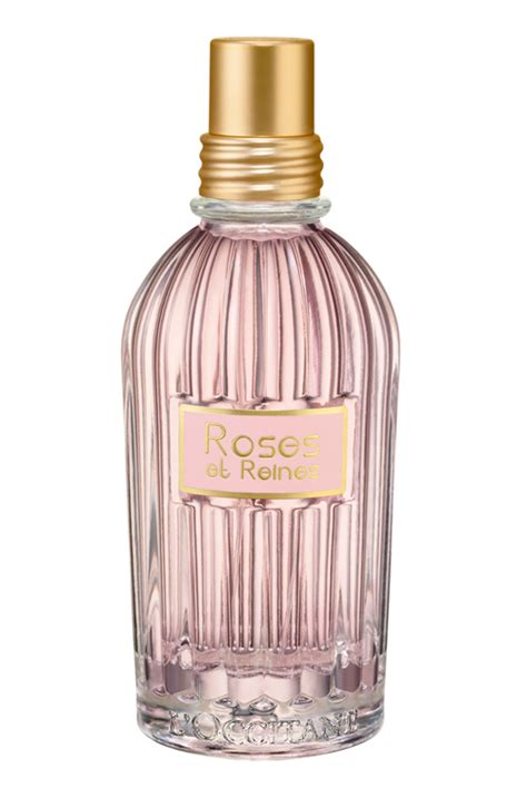 roses et reines l occitane en provence perfume a new