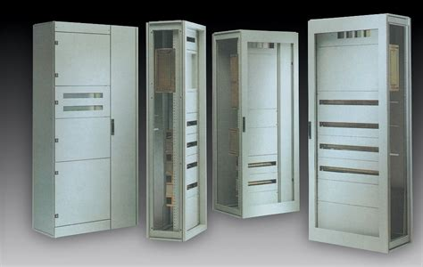 Electrical Cabinet by Tibox Single Opening Door Type Electric Cabinet