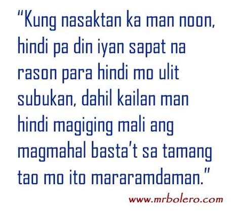 Letter Quotes Tagalog Sad Letters For Him Tagalog Tagalog Quotes Sad