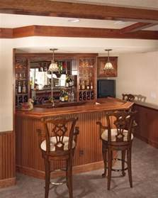 Bar Area For Small Spaces Small Basement Bar Home Renovation Ideas