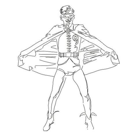 dibujos para colorear batman robin batgirl y batman para imprimir batman y robin para imprimir imagenes para colorear de