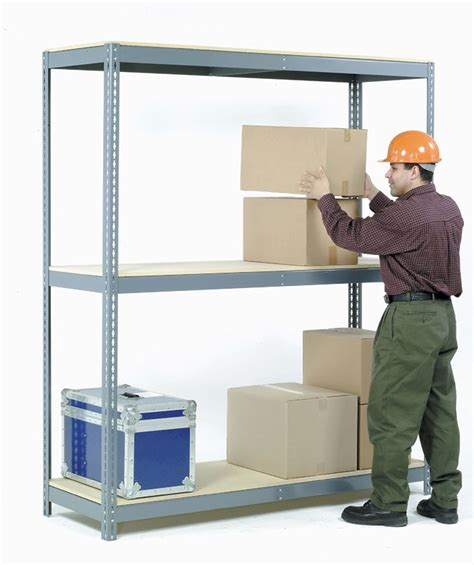 justshelfit is new york city top steel shelving racks