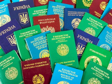 passport colors why passports are mostly green blue black